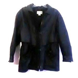 Liz Baker genuine leather jacket